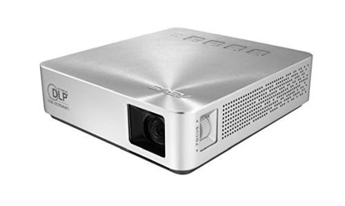ASUS S1 200 lumen HDMI MHL Built-in 6,000mAh Battery Power Bank Short-Throw LED Pocket Projector best short throw projector