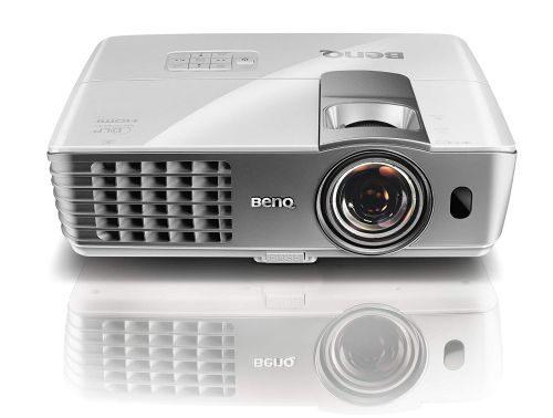 BenQ W1080ST 1080p 3D Short Throw DLP Home Theater Projector best short throw projector