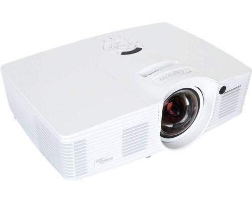 Optoma GT1080Darbee 1080p 3000 Lumens 3D DLP Short Throw Gaming Projector best short throw projector