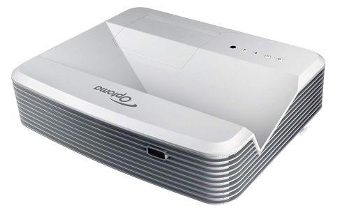 Optoma GT5500 1080p 3D DLP Ultra Short Throw Gaming Projector best short throw projector