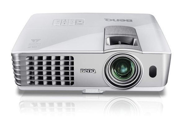 BenQ MS616ST Short Throw SVGA Home Theater Projector with HDMI best short throw projector under $500