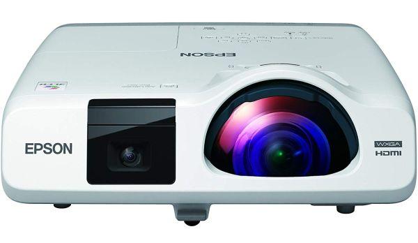 Epson BrightLink 536Wi WXGA Short Throw best epson short throw projector