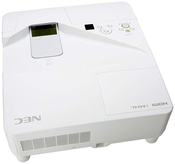 NEC NP-UM351W 3500-Lumen Widescreen Ultra Short Throw Projector best ultra short throw projector