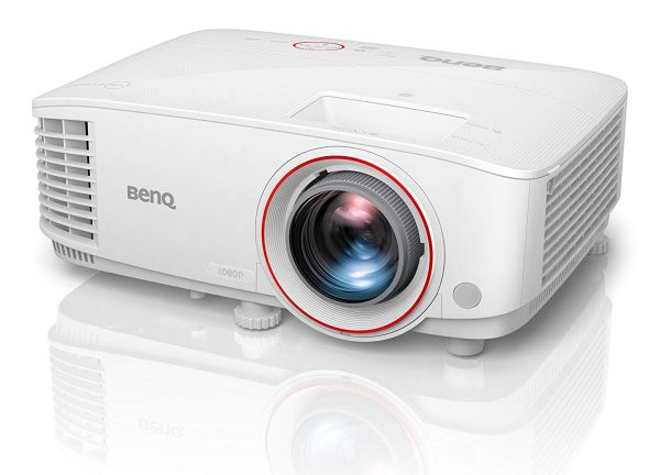 BenQ 1080p DLP Home Theater Short Throw Projector (TH671ST) best benq short throw projector