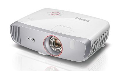 BenQ HT2150ST Short Throw Projector 1080p Home Theater Projector Short Throw for Gaming Movies and Sports