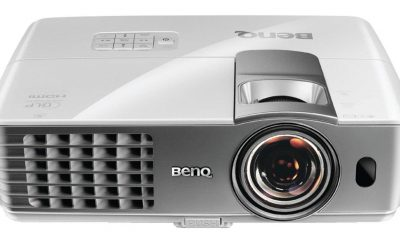 BenQ W1080ST short throw projector review