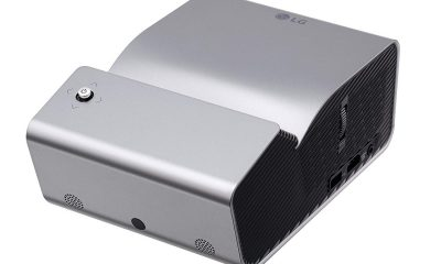 LG Electronics PH450UG Short Throw Projector with Screen Share