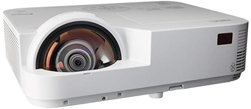 NEC NP-M333XS XGA 3300-Lumen Short Throw Projector best NEC short throw projector
