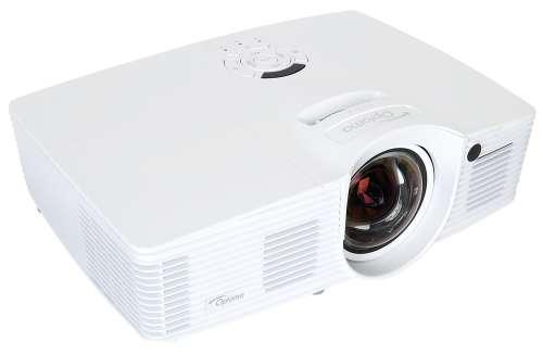 Optoma EH200ST Full 3D 1080p 3000 Lumen DLP Short Throw Projector best optoma short throw projector
