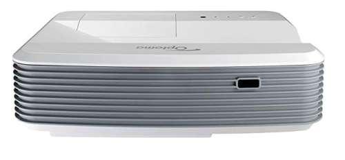 Optoma GT5500 1080p 3D DLP Ultra Short Throw Gaming Projector best optoma short throw projector
