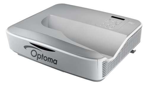Optoma ZW300UST WXGA 3200 Lumens 3D DLP Ultra Short Throw Laser Projector best optoma short throw projector