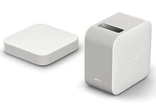 Sony LSPX-P1 Portable Ultra Short Throw Projector with WiFi/Bluetooth best sony short throw projector